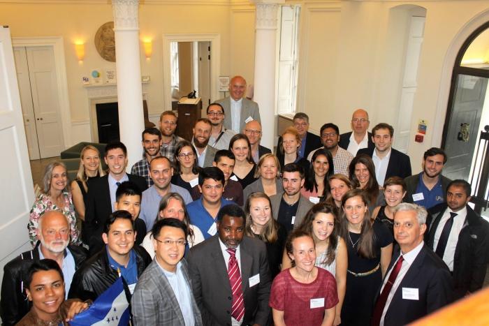 Participants du Global Forum 2017