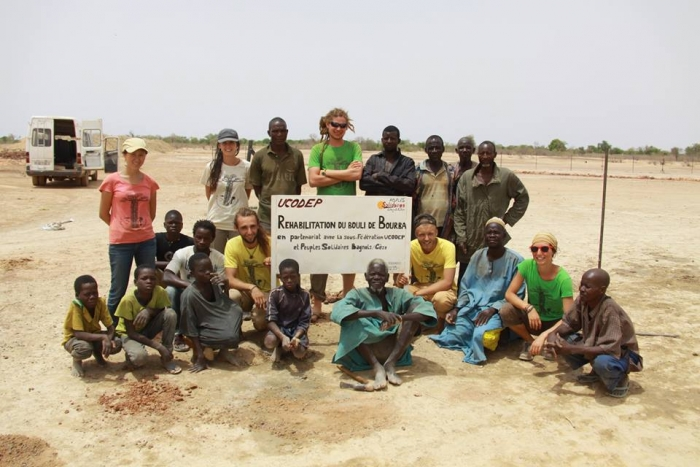 ISF Montpellier - Peuples Solidaires - Bourba - Burkina Faso