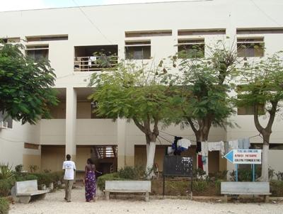 École Polytechnique de Thiès, Cameroun.