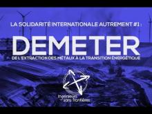 Embedded thumbnail for La solidarité autrement #1 : Retour sur le projet DEMETER
