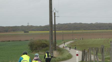 Le paysage du Vexin Normand vécu lors du workshop Paysage et Energie